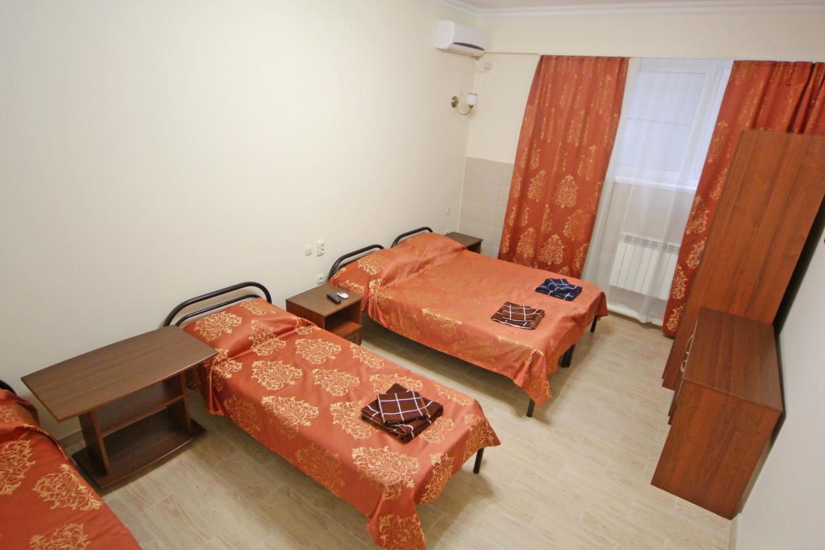 Гостевой дом «Радуга» в Анапе
