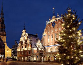 Новогодние туры в Прибалтику