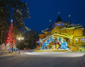 Туры в Великий Устюг на Новый Год и Рождество